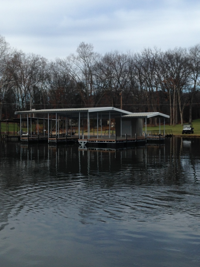 New Dock, 4mm, Greenview, MO